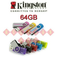 Flashdisk kingston 64gb / flash disk kingston 64gb flasdis best seller