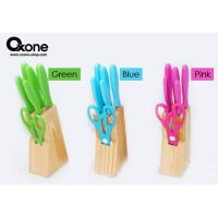 Oxone Knife Set OX 961 - Warna PINK