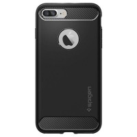 Spigen iPhone 7 Plus Case Rugged Armor - Black