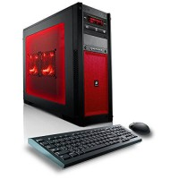 [poledit] CybertronPC Steel-9600 TGMSTEEL96025RD Desktop (Red) (R2)/10943463