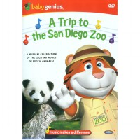 DVD Baby Genius A Trip To The San Diego Zoo