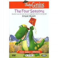 VCD Baby Genius Four Seasons