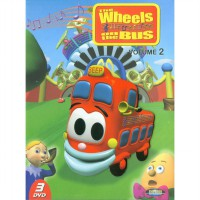 DVD The Wheels On The Bus Vol. 2 ( 3 DVDs)