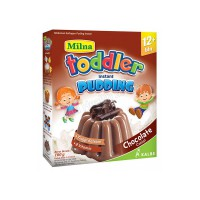 Milna Toddler Puding Instant 12+ - Coklat Isi 3