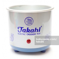 Takahi Slow Cooker 0.7 L Sparepart Body Only - Blue