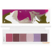 SHU UEMURA VISION OF BEAUTY COLLECTION VOL 01 BRAVE BEAUTY PINK PALETTE