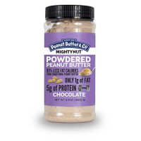 [poledit] Peanut Butter & Co. Peanut Butter & Co Mighty Nut Powdered Peanut Butter, Chocol/14705073