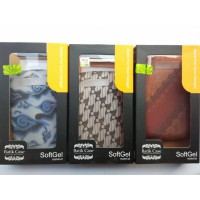 Nine Softcase Batik Regular BlackBerry Onyx/9700/9780