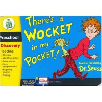 [poledit] LeapFrog Enterprises My First LeapPad Book: Dr. Seuss`s There`s a Wocket in My P/11851908