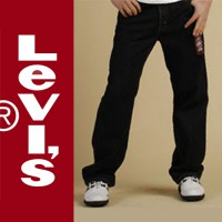 [Levis] Imported from USA Levis jeans 569-0048 (Loose Straight Fit)
