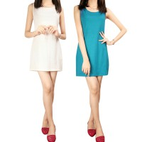 BRANDED BODYCON DRESS/4 Colors/ Dress Wanita