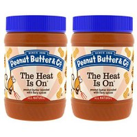 [poledit] Peanut Butter & Co. Peanut Butter & Co The Heat is On, 16 Ounce (Pack of 2) (R1)/14704759
