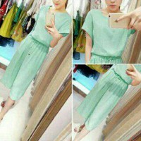 Jumpsuit Tosca Girl Katun Rayon Fit To L+