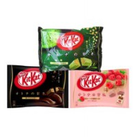 KitKat Original Japan - Mix Flavor 3 packs
