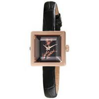 [poledit] Vivienne Westwood Womens VV094RSBK Baby Cube Analog Display Swiss Quartz Black W/13882957