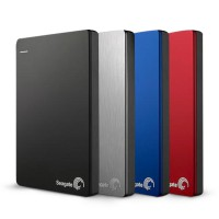Seagate BackUp Plus 1TB 2.5 ' Slim HDD External + Pouch
