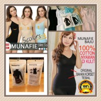 JAPAN MUNAFIE CAMI SHARPER / Body Shaper / Camisol / Slimming Vest