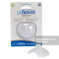 Dr. Brown's Nipple Shield 2 Pcs