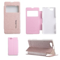 Flip Cover Sony Xperia Z1 Mini / Compact Kalaideng Leather Case Iceland 2 Series SARUNG KULIT