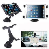 [globalbuy] Car Windshield and Desk Top Mount Bracket Holder For iPad2/3/4 Air Air2 mini a/3467798