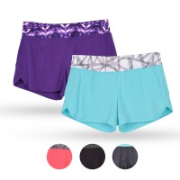 Ladies Running Shorts With Lining - Gym Shorts - Sports Items