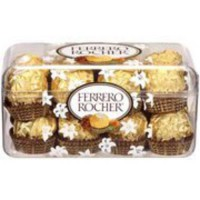 [poledit] Ferrero Rocher Hazelnut Chocolate, 7 oz (T1)/14704132