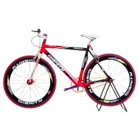 Sepeda dignity fixie alloy