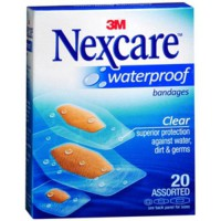 [macyskorea] Nexcare Waterproof Clear Bandages, Assorted/5977722