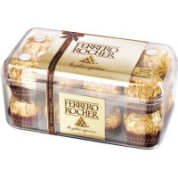 [poledit] Ferrero Rocher Fine Hazelnut Chocolates Candy, 16 count (T1)/14704035