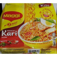 Maggi Mee Curry Flavour Noodles