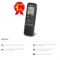 Sony Voice Recorder ICD-PX440