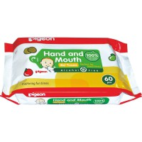Pigeon Baby Wipes Hand & Mouth We Tissue
