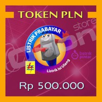 ★TOKEN PLN 500.000★ REALTIME 24 Jam Nonstop ~ FAST n READY