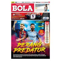 [SCOOP Digital] Tabloid Bola / ED 2708 OCT 2016