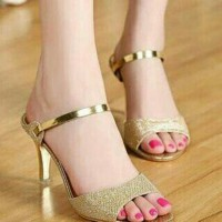 Highheels KRD19 - Gold