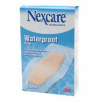 [macyskorea] Nexcare waterproof Nexcare Waterproof Clear Bandage, Elbow and Knee/5977887