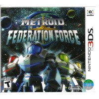 [Nintendo 3DS] Metroid Prime: Federation Force