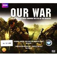 [VCD] Our War [License Indonesia]