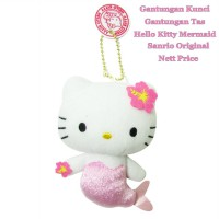 Gantungan Kunci | Gantungan Tas Bag Charm Hello Kitty Mermaid Sanrio