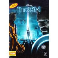 [DVD] Tron Legacy [Licensed Indonesia]