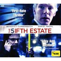 [VCD] The Fifth Estate [License Indonesia]