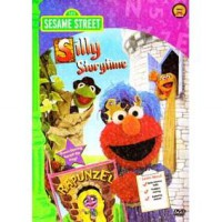 [DVD] Sesame Street : Silly Storytime [Licensed Indonesia]