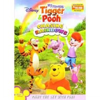 [DVD] My Friends Tigger & Pooh : Chasing Rainbows [Licensed Indonesia]