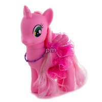 Little Pony Mata Besar Sound & Light 88132 - Mainan Kuda Little Pony