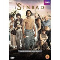 [DVD] Sinbad : The Complete First Series [Licensed Indonesia]