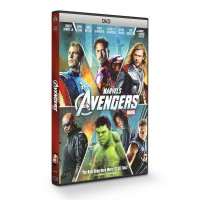 [DVD] The Avengers (DVD Simple) [Licensed Indonesia]