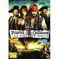 [DVD] Pirates Of The Caribbean : On Stranger Tides [Licensed Indonesia]