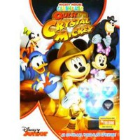 [DVD] Mickey Mouse Clubhouse : Quest for the Crystal Mickey [Licensed Indonesia]
