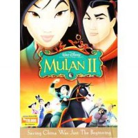 [DVD] Mulan 2 Special Edition [Licensed Indonesia]