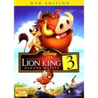 [DVD] Lion King 3, The (Special Edition) [Licensed Indonesia]